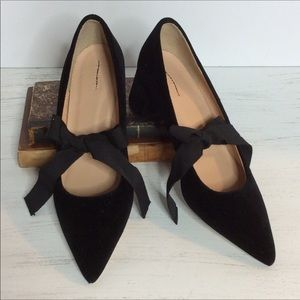 J. Crew Mary Jane's shoes